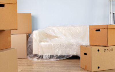 Você sabia que as Armazenagens para Mudanças são fundamentais para a segurança da mobília?