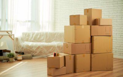 Armazenagens para mudanças: segurança para mudanças residenciais ou comerciais