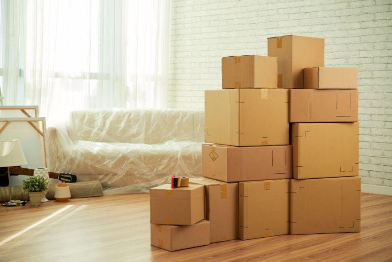 Armazenagens para mudanças segurança para mudanças residenciais ou comerciais